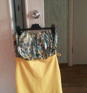Платье(42-44)
