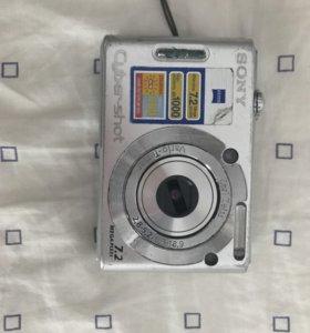 Цифровой фотоаппарат Sony dsc w35