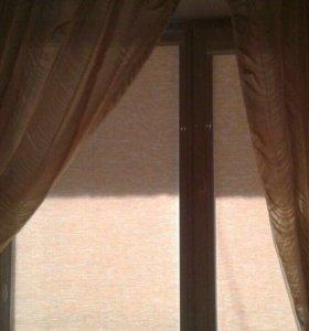Рулонные шторы(бамбук)
