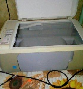 Принтер и сканер,принтер струйный.срочно