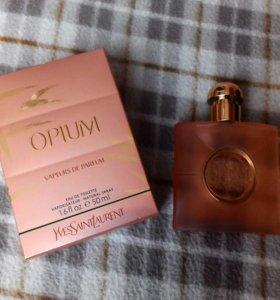 Туалетная вода Opium от YSL