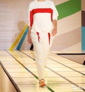 Белые брюки Sportmax