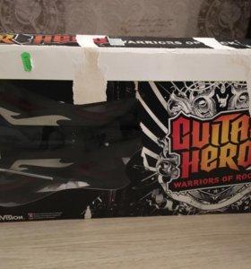 Guitar hero на xbox360