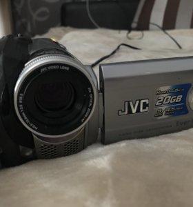 Видеокамера JVC GZ MG21E