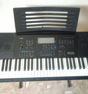 Синтезатор Casio ctk-6200