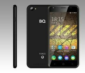 BQ S Mobile Force 5040 D