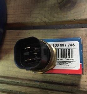 Датчик включения электродвигателя вентелятора WV