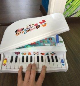 Рояль музыкальный Disney