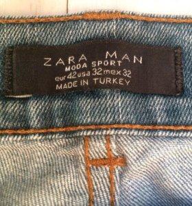 Джинсы мужские Zara