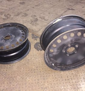 """Штампованные диски 16"""" Ford Focus 3"""
