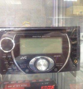 Магнитола JVC KW-XG707