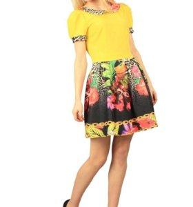 Платье на весну,нарядное,новое