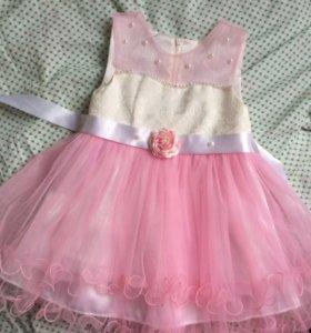 Платье на девочку 2.5-3 года