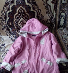 Децкое пальто