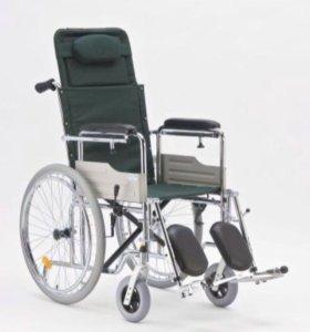 Кресло-коляска инвалидное H-009