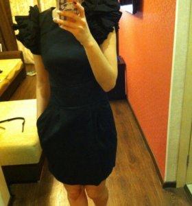 Французское платье бу
