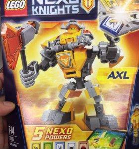 Lego nexo knights игрушка-конструктор