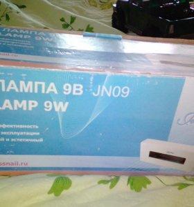 УФ лампа 9w