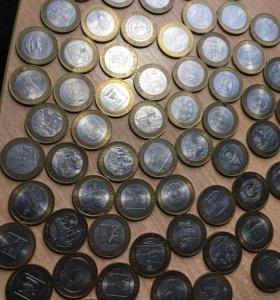 Монеты городов РОССИИ
