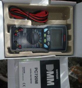 Мультиметр цифровой Sanwa PC720M
