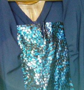 Платье 56-58