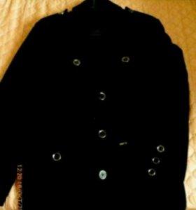 Новое мужское пальто почти даром