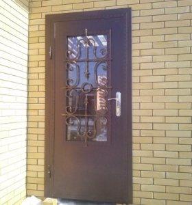 Брон двери