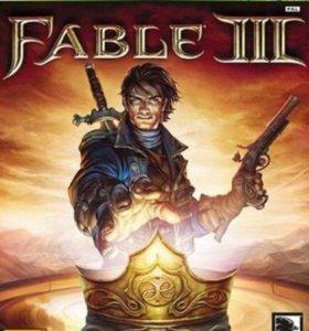 Fable 3 Xbox 360, русские субтитры