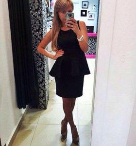 Платья чёрные