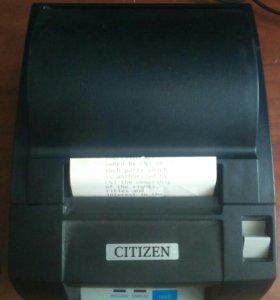 Принтер для чеков Sitizen S 310