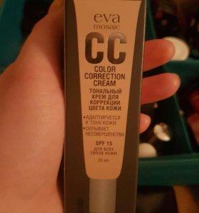 Eva cc cream