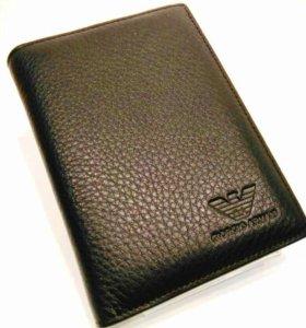 Обложка на паспорт Giorgio Armani