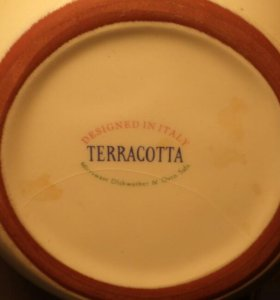 "TERRACCOTA COUNTRY KITCHEN ""OLIVE"""