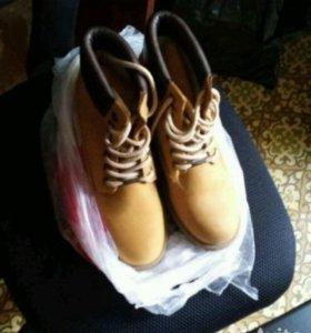 Зимние ботинки Dockers
