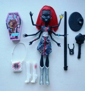 Кукла Monster High Вайдона Спайдер
