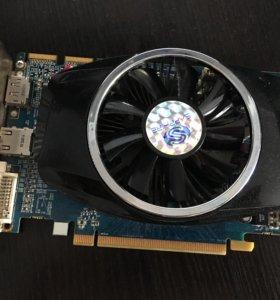 Sapphire HD5750 512 mb