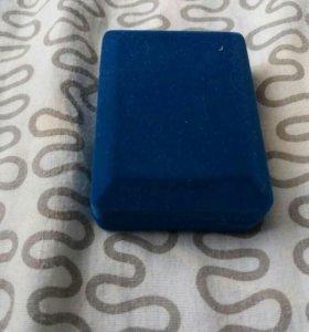 Коробочка (подарочная) для кольца и серёжек