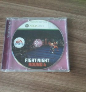 Игра FIGHT NIGHT ROUND 4.