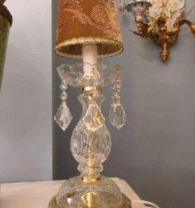 Настольные лампы Италия