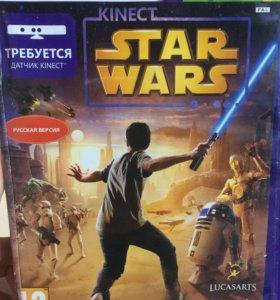 Игра на Xbox 360 Kinect Star Wars