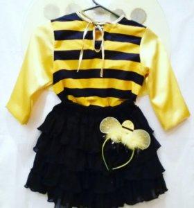 Маскарадный костюм пчелка, шмель