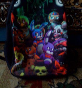 Five Nights at Freddy рюкзак