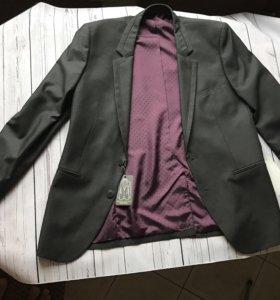 Мужской пиджак 50-52р