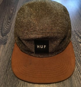 Кепка пятипанелька Huf