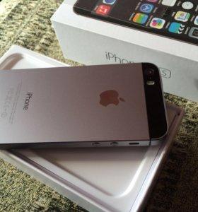 iPhone 5s,16 как новый