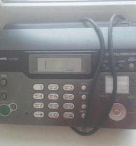 Факс и радио трубка