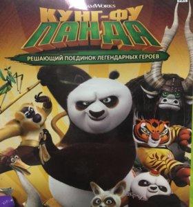 Игра на Xbox 360 кунг-фу панда
