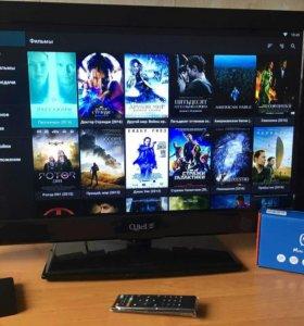 Android TVBOX смарт приставки