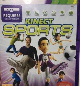 Игра на Xbox360 Kinect sports1