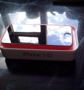 iPhone 5c розовый